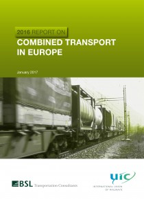 2016 Report on Combined Transport in Europe