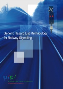 Generic Hazard list methodology for railway signalling