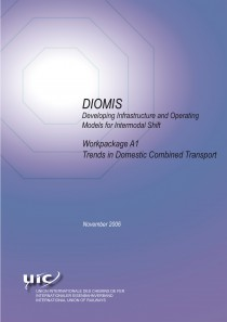 DIOMIS. Workpackage A1 - Trends in domestic combined transport
