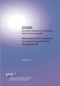 DIOMIS. Best practices for the management of combined transport terminals (Workpackage A4)