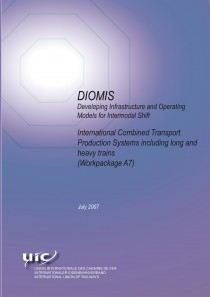 DIOMIS. International Combined Transport Production Systems including long and heavy trains (Workpackage A7)