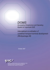 DIOMIS. International co-ordination of combined transport terminal development (Workpackage A8)