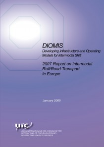 DIOMIS  2007 Report on Intermodal Rail/Road Transport in Europe