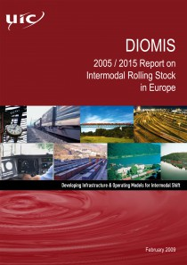 DIOMIS  2005 / 2015 Report on Intermodal Rolling Stock in Europe
