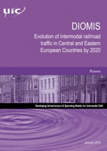 DIOMIS - Romania  Evolution of intermodal rail/road traffic in Central and Eastern European Countries by 2020