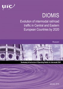 DIOMIS - Hungary  Evolution of intermodal rail/road traffic in Central and Eastern European Countries by 2020