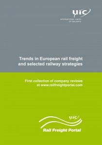 Trends in European rail freight and selected railway strategies