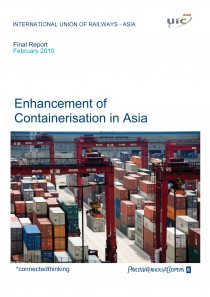 Enhancement of Containerisation in Asia