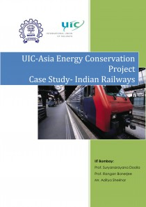 UIC -Asia Energy Conservation Project. Case Study-Indian Railways
