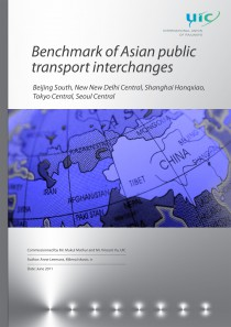 Benchmark of Asian public transport interchanges