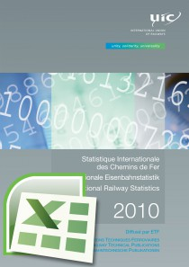 International Railway Statistics 2010 - Excel Version