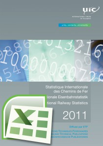 International Railway Statistics 2011 - Excel Version