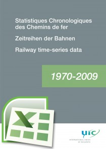 Railway time-series data 1970-2009 - Excel Version