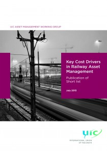 Key Cost Drivers in Railway Asset Management