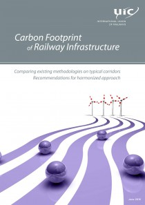 Carbon Footprint of Railway Infrastructure