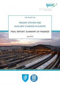 Railway Station and Auxiliary Charges in Europe