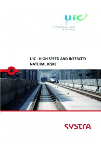 High Speed and Intercity Natural Risks