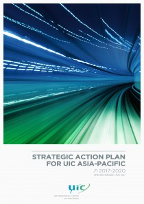 Strategic Action Plan for UIC Asia-Pacific 2017-2020