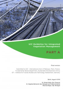 Herbie - UIC Guideline for Integrated Vegetation Management - (Part A)