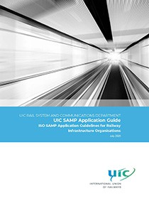 UIC SAMP Application Guide - ISO SAMP Application Guidelines for Railway Infrastructure Organisations