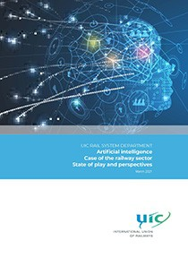Artificial intelligence - Case of the railway sector - State of play and perspectives
