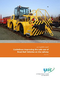 Guidelines: Improving the safe use of Road Rail Vehicles on the railway