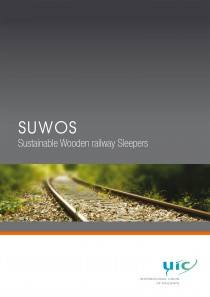 SUWOS: SUstainable WOoden Railway Sleepers