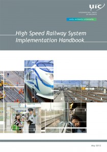 High Speed Railway System Implementation Handbook - Flyer