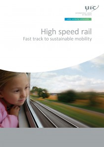 High Speed Rail - Fast track to Sustainable Mobility