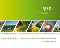 Railways and Sustainable Development - A global perspective
