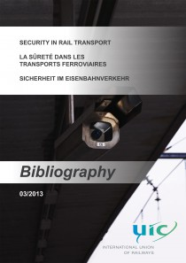 Security in rail transport