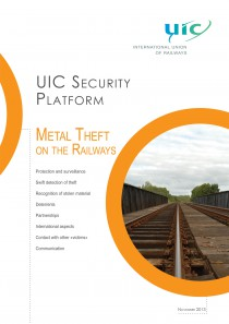 Metal Theft on the Railways