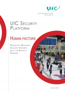 Human Factors - Preventive Measures Against Terrorist Acts On Railway Premises