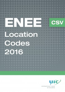 ENEE Location Codes 2016 - CSV