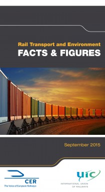 Rail Transport and Environment: Facts & Figures