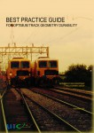 Best practice guide for optimum track geometry durability