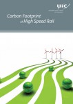 Carbon Footprint of High Speed Rail