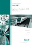 Safety Database Report 2014 - Significant Accidents 2013