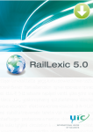 RailLexic 5.0 - single user download version