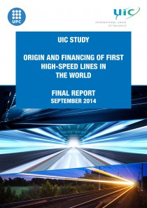 Origin and financing of first High-Speed lines in the World