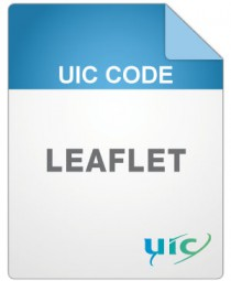History, justification and commentaries on the elaboration and development of UIC leaflets of the series 505 and 506 on gauges