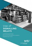 Use of signalling relays