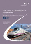 High speed, energy consumption and emissions